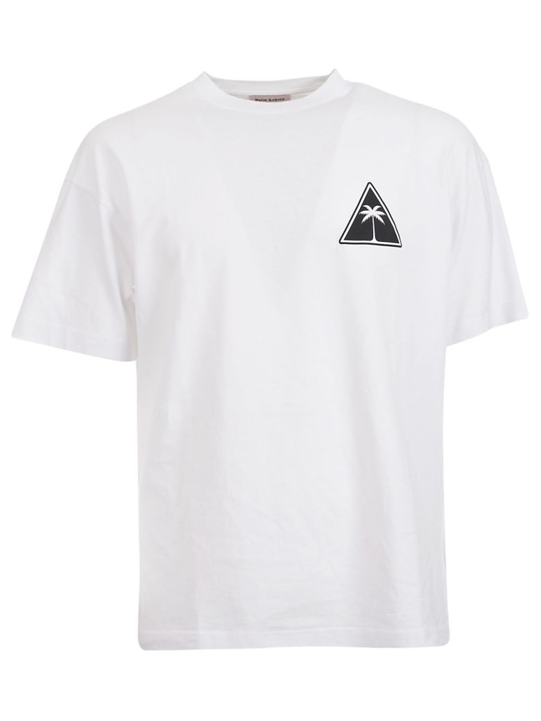 Palm Angels Oversized T-shirt - White
