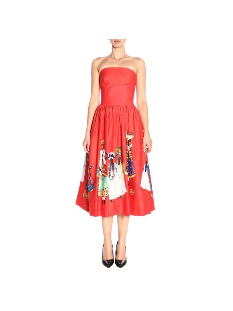 Stella Jean Dress Dress Women Stella Jean - red