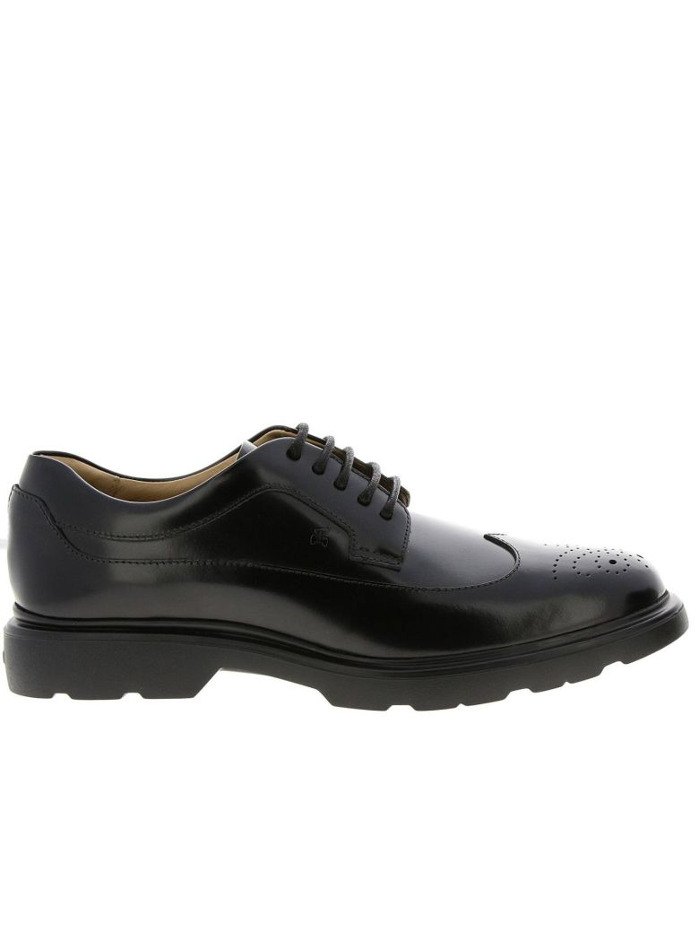 Hogan Brogue Shoes Shoes Men Hogan - black