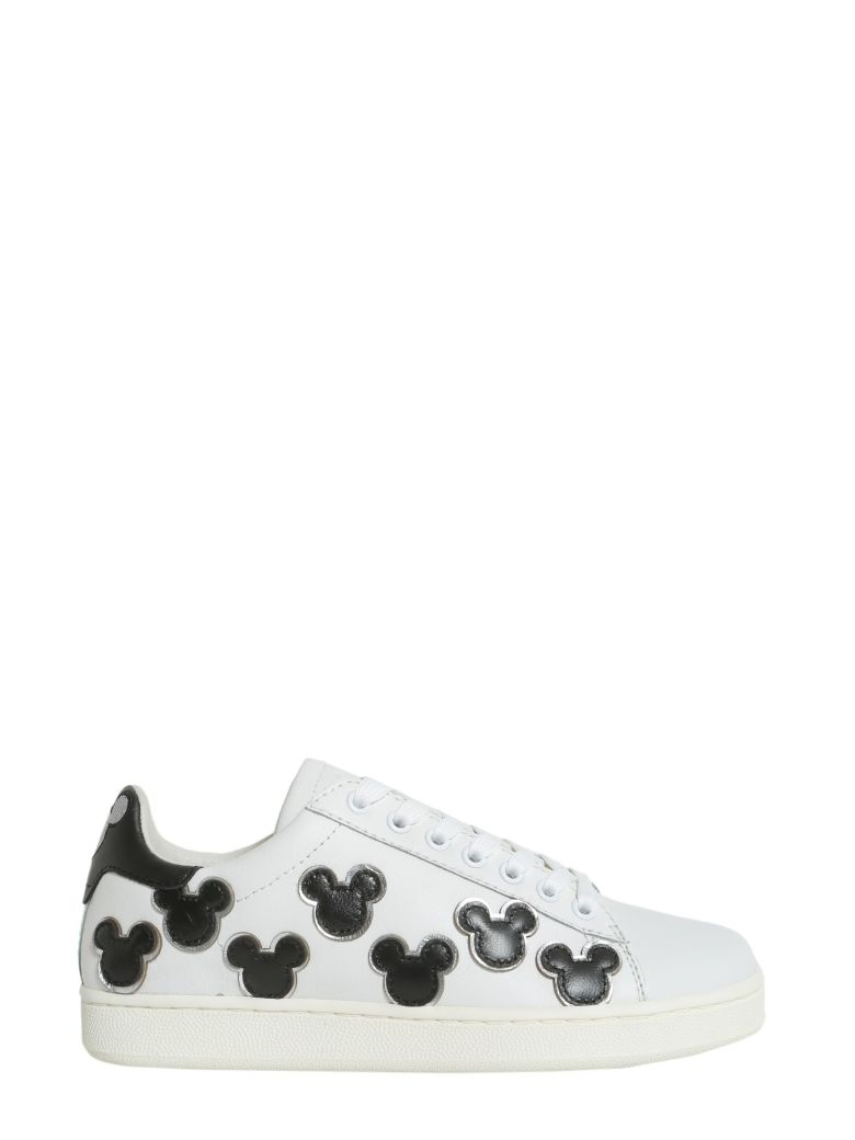 M.O.A. master of arts Mickey Mouse Sneakers - BIANCO