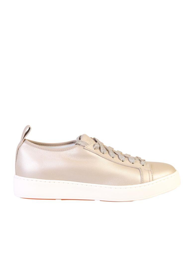Santoni Cleanic Sneakers - Beige
