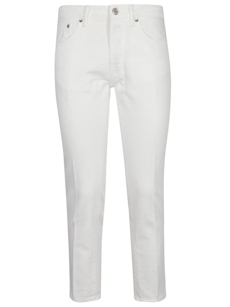 Golden Goose Golden Goose Jolly Jeans - White