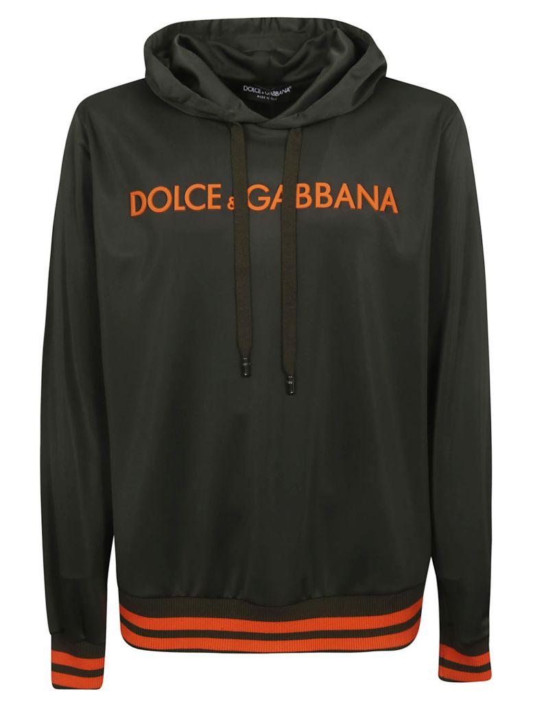 Dolce & Gabbana Logo Hoodie - Basic