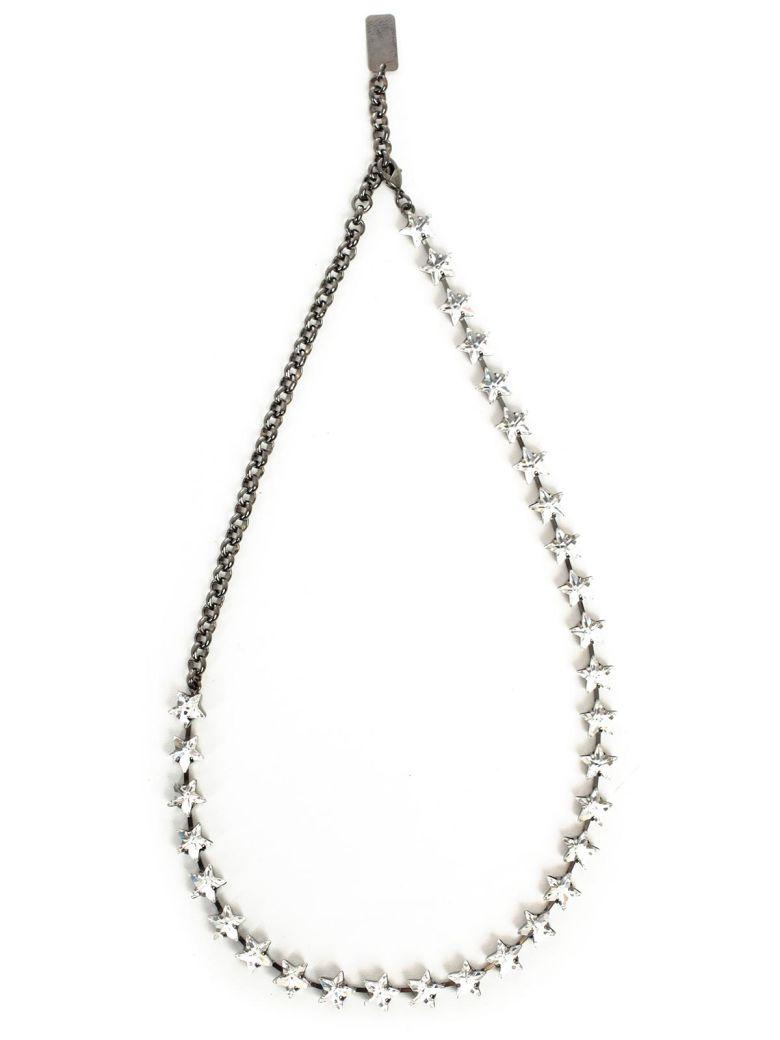 N.21 Necklace - Metallo Canna Di Fucile