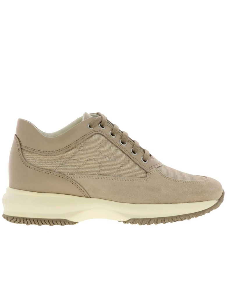Hogan Sneakers Shoes Women Hogan - beige