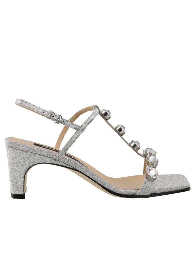 Sergio Rossi Sr1 Sandals - Silver