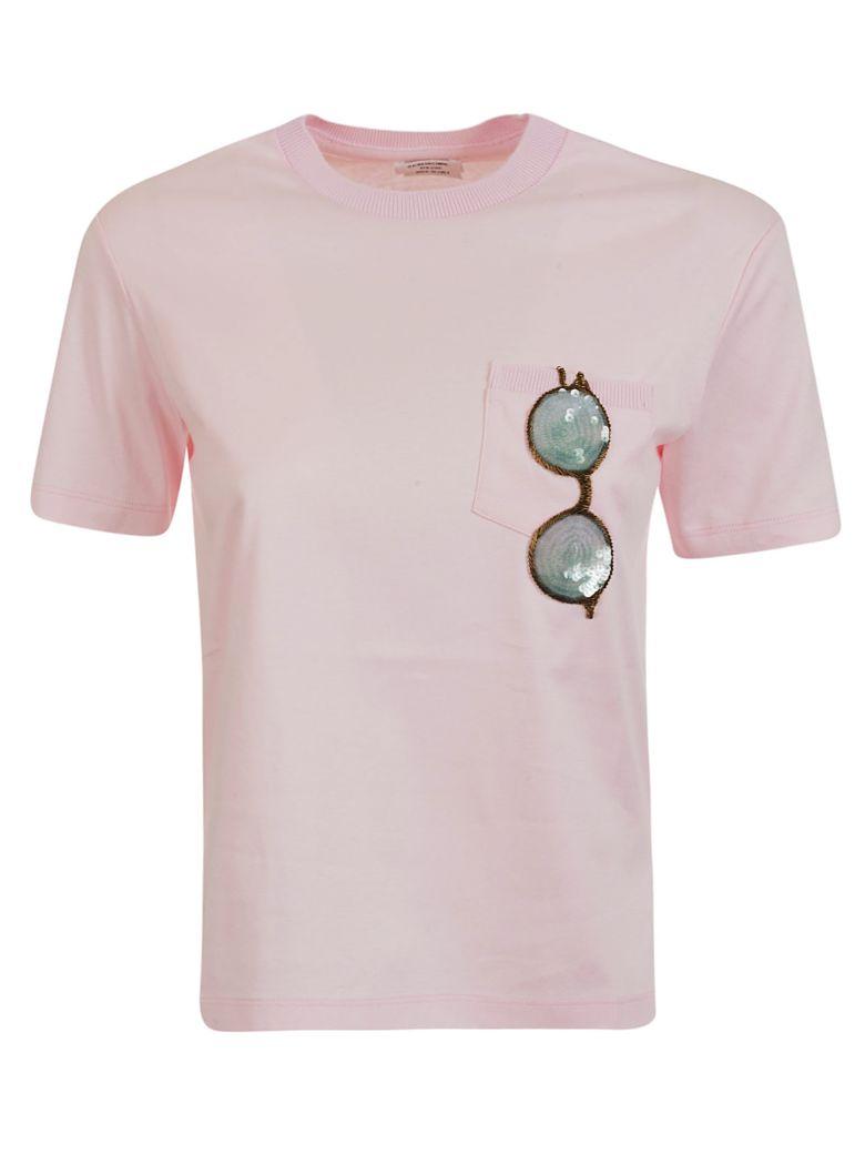 Thom Browne Sunglass Patch T-shirt - Basic