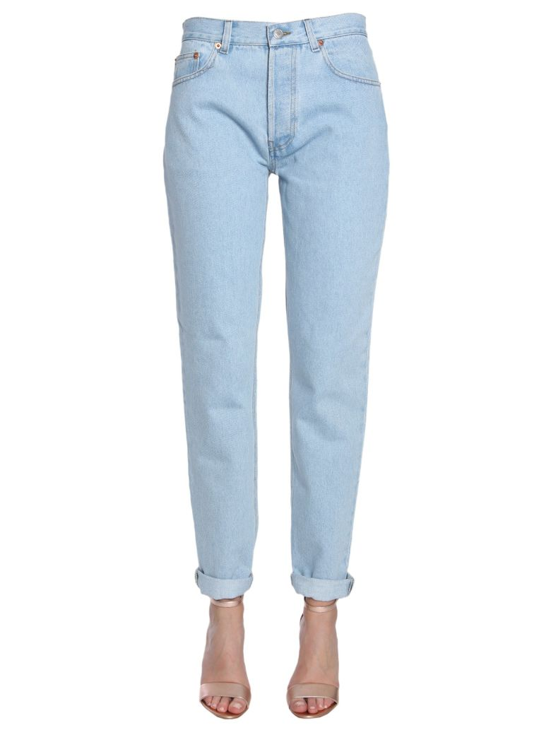 Forte Couture High Waist Jeans - DENIM