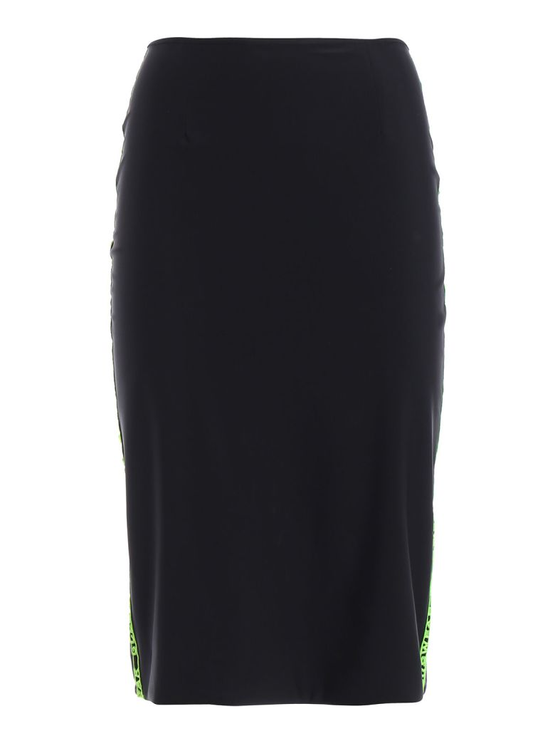 GCDS Pencil Skirt - Black