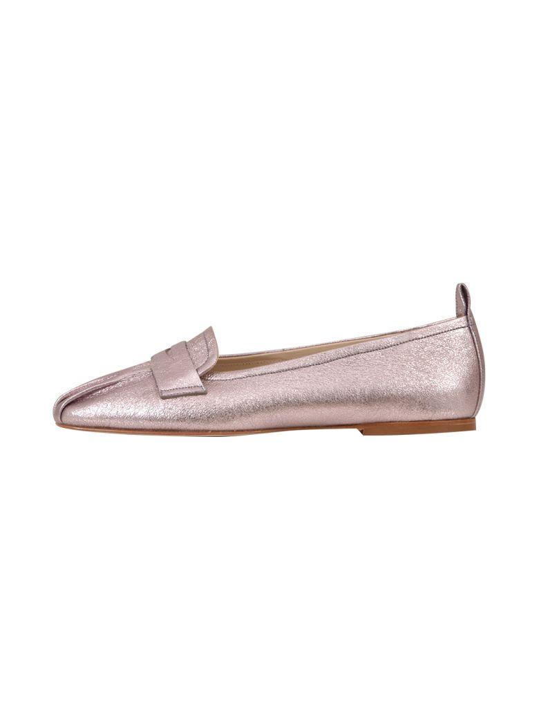 Anna Baiguera Pink Glitter Ballerina - Pink
