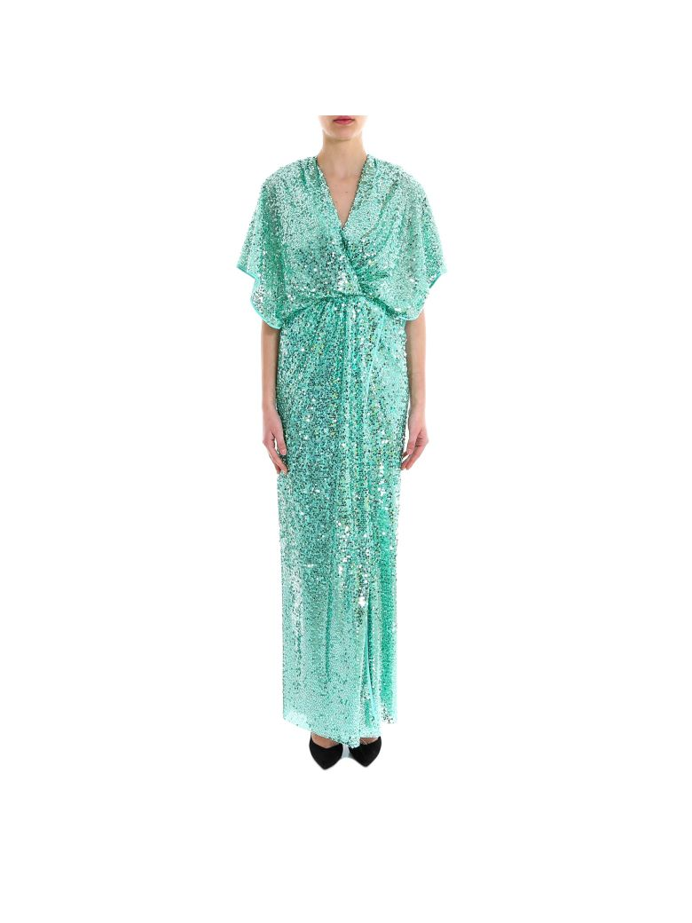 In The Mood For Love Vanessa Dress - Green