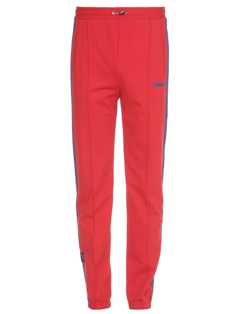 Ben Taverniti Unravel Project Tech Fabric Pants - Red