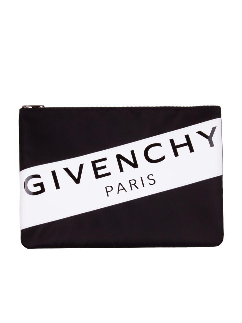 Givenchy Clutch - Black/white