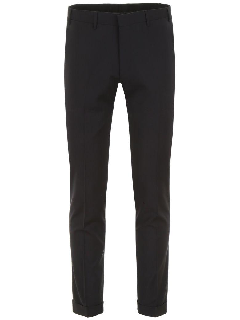 CC Collection Corneliani Classic Trousers - NERO|Nero