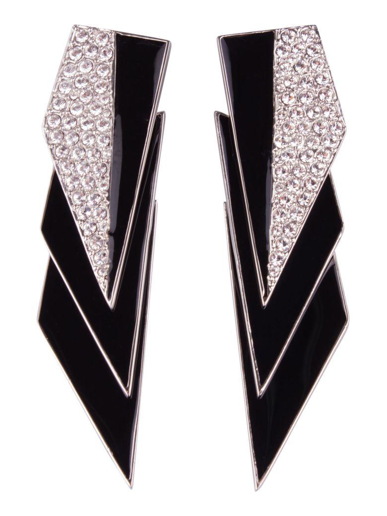 Saint Laurent Earrings - Nero
