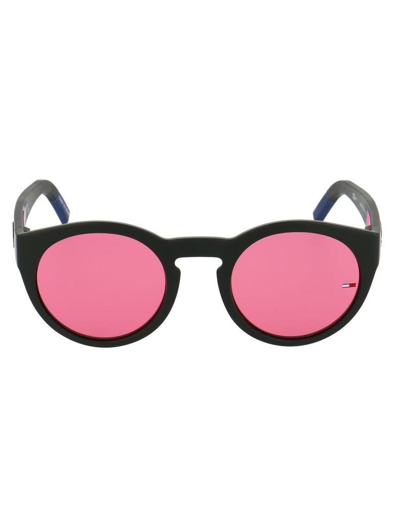 Tommy Jeans Sunglasses - Matt Black