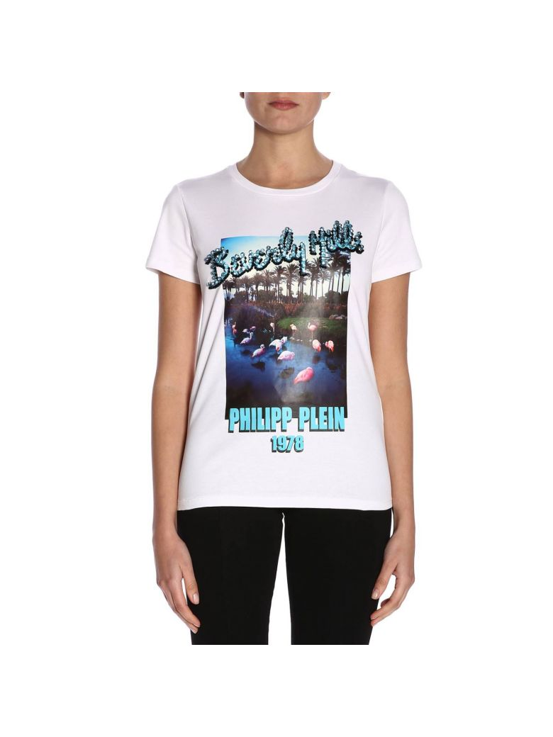 Philipp Plein T-shirt T-shirt Women Philipp Plein - white