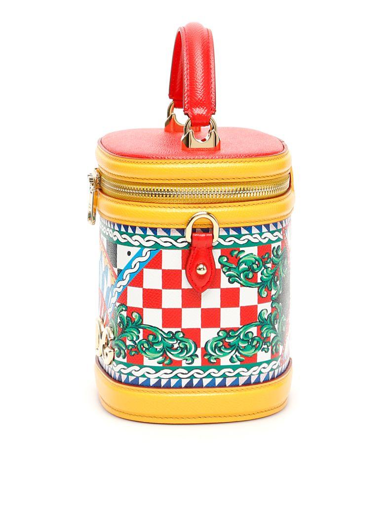 d4c471dcac64 Dolce   Gabbana Dolce   Gabbana Carretto Dg Girls Bucket Bag - CAVAL SPADA  F MULTI