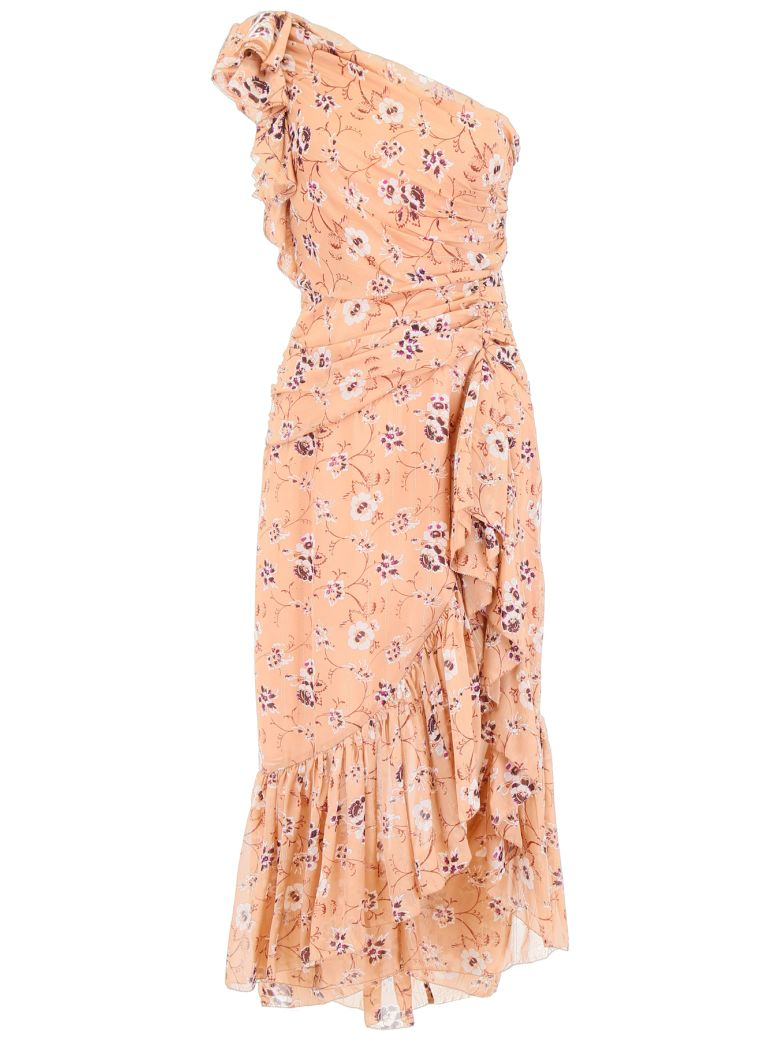 Ulla Johnson Belline Dress - CAFE (Pink)