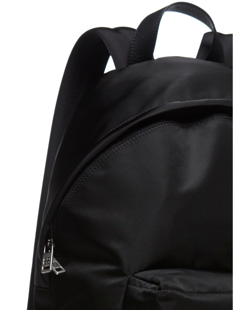 7f23d74f1963 Givenchy Faded Logo Backpack In Nero Bianco