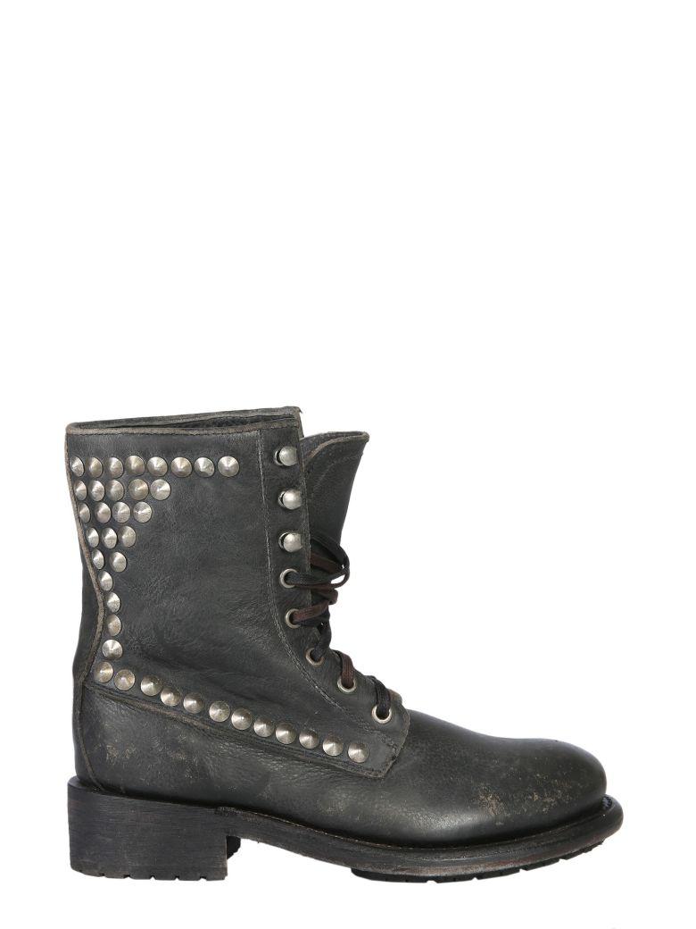 Ash Ralph Boots - NERO