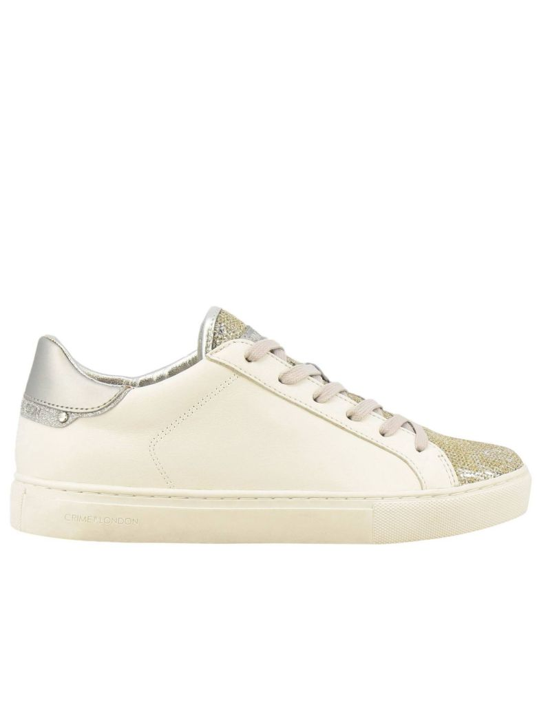 Crime london Sneakers Shoes Women Crime London - white