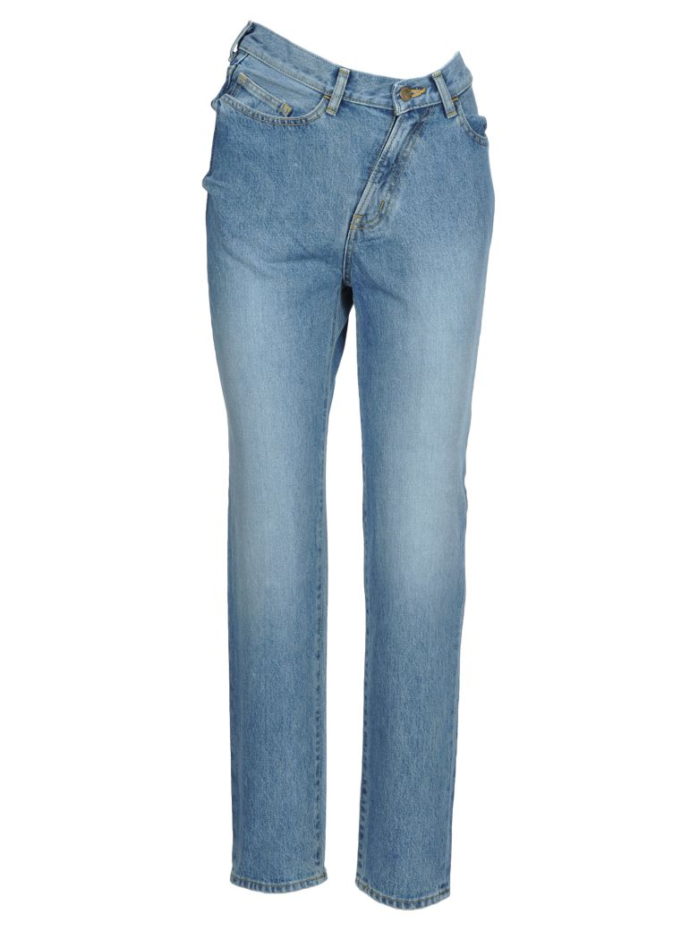 Facetasm Jeans - WASHED INDIGO