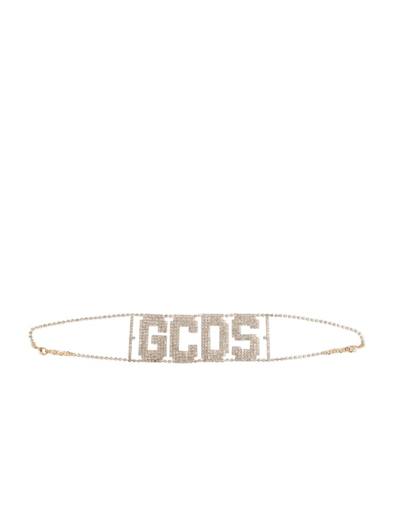 GCDS Necklace - Gold