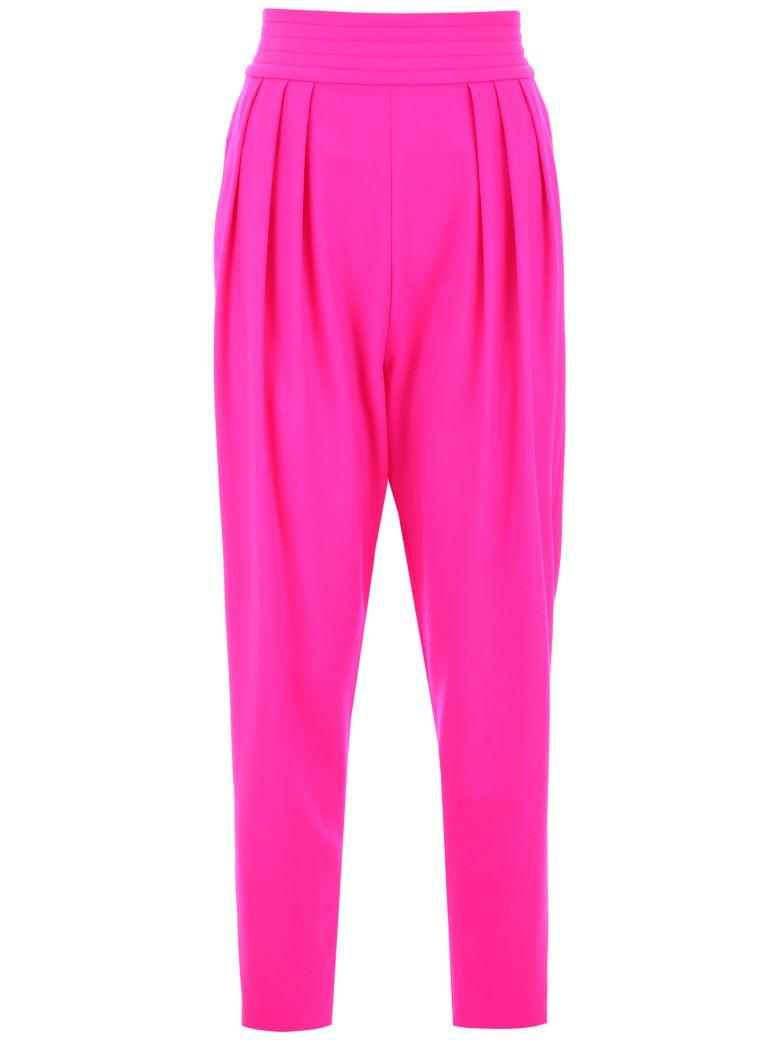 ATTICO Wool Trousers - FUCHSIA (Fuchsia)