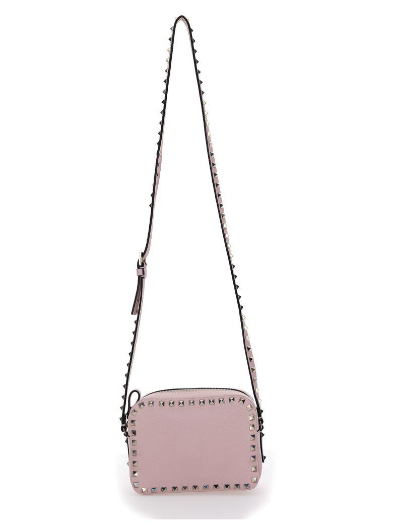 Valentino Garavani Shoulder Bag - Rose quartz