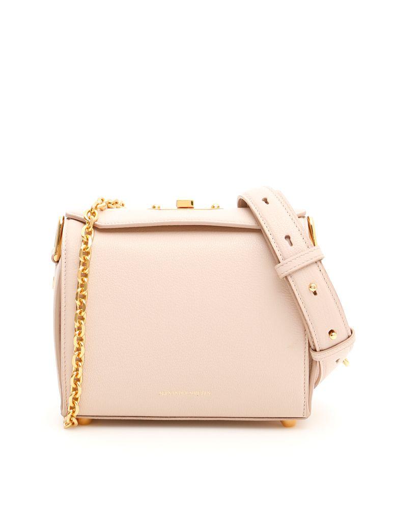Alexander McQueen Box Bag 19 - NUDE (Pink)