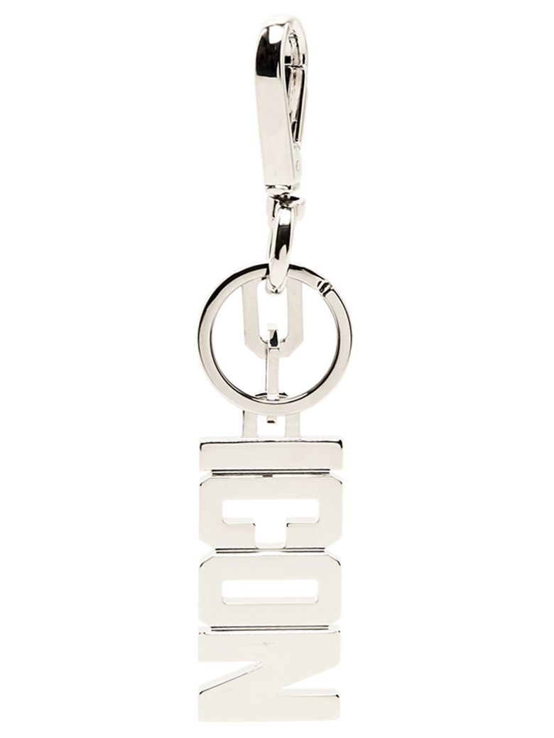 Dsquared2 'icon' Keyring - Silver
