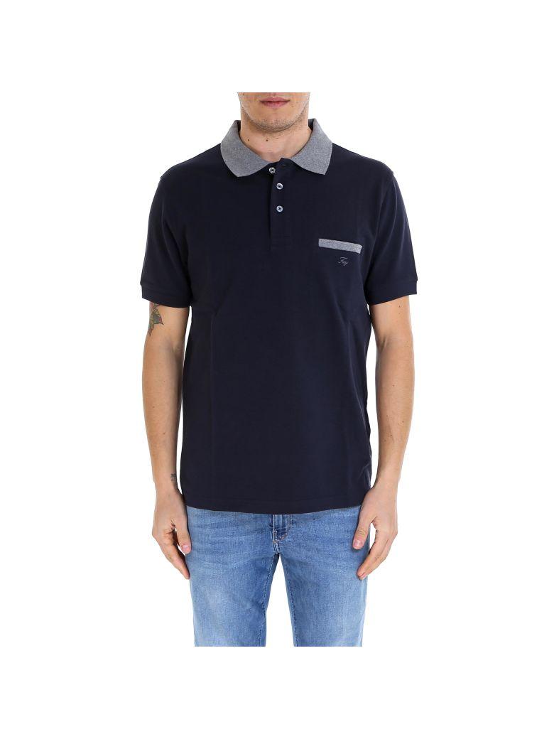 Fay Polo Shirt - Blue