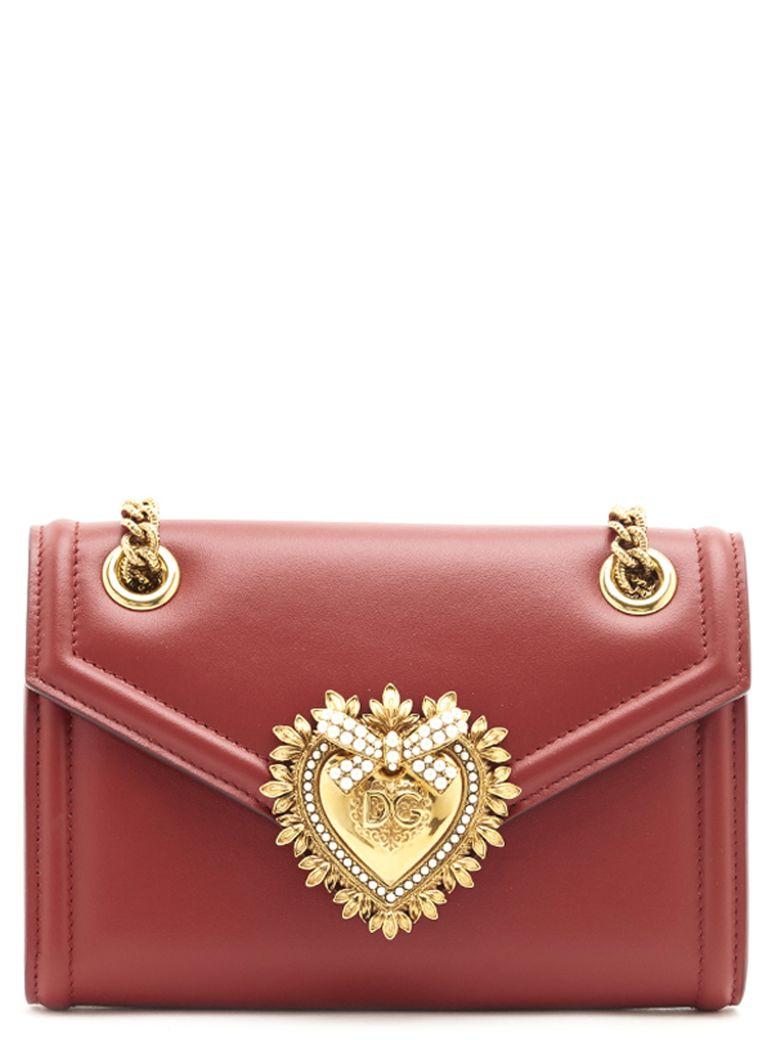 Dolce & Gabbana 'von' Bag - Red