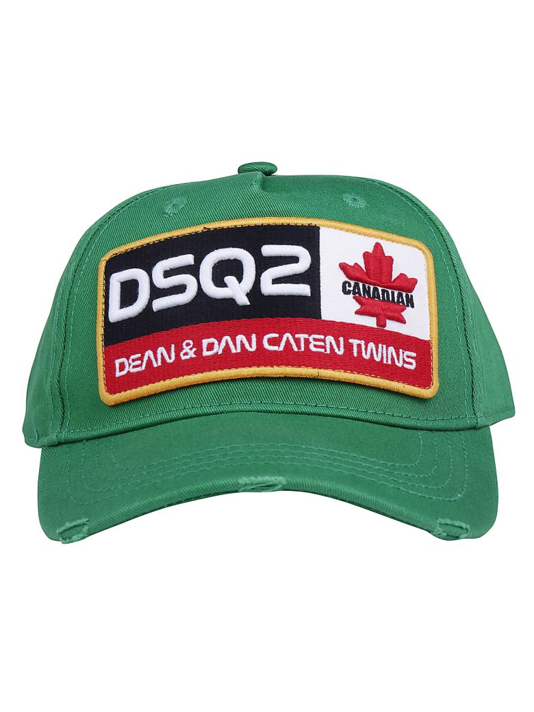 Dsquared2 Baseball Hat - Red