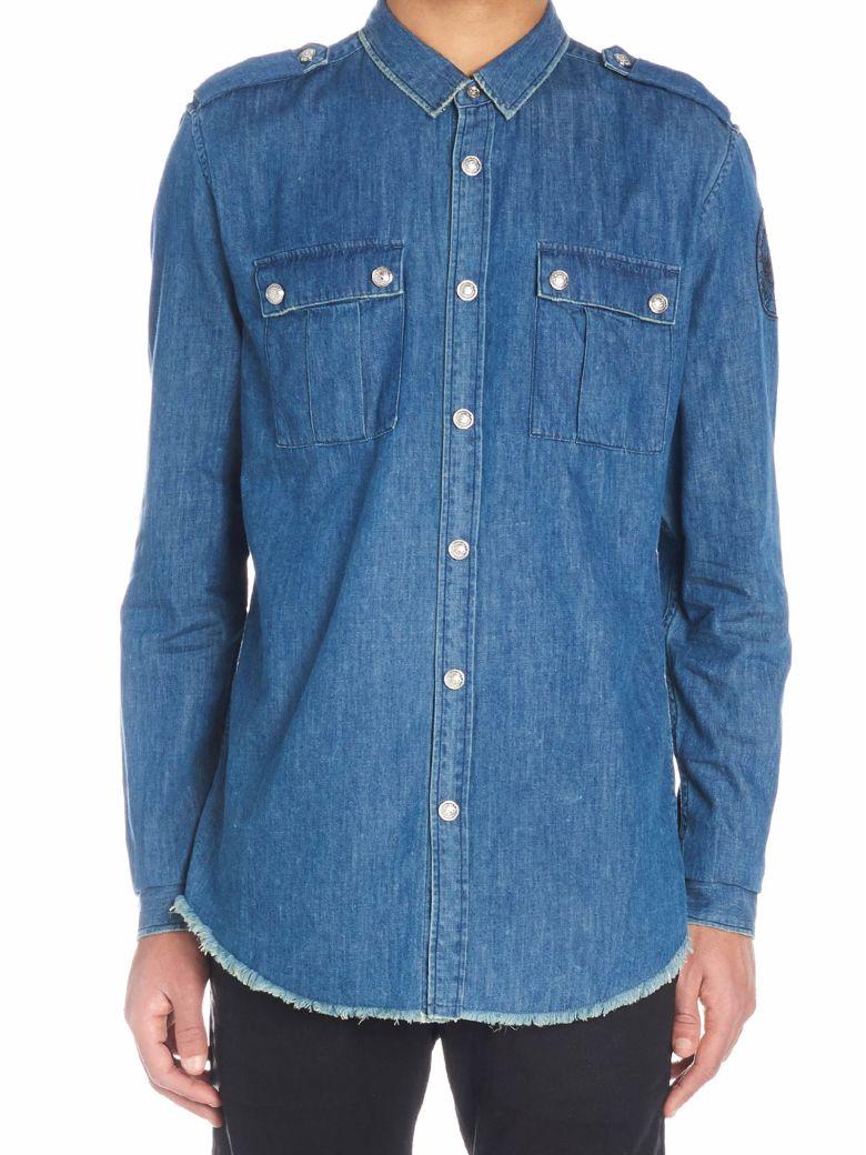 Balmain Shirt - Blue