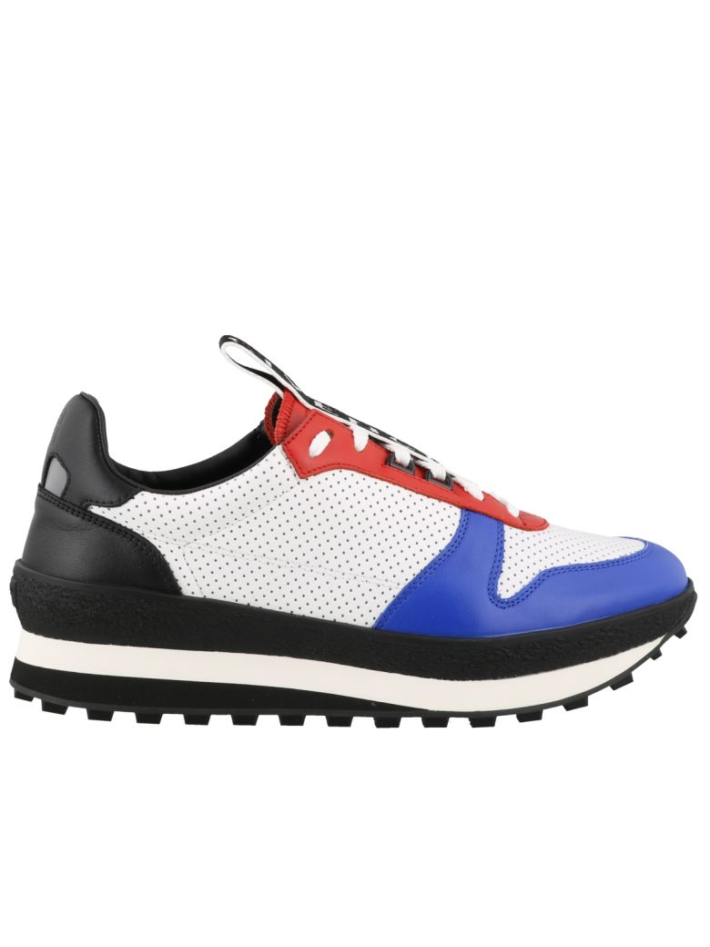 Givenchy Tr3 Runner Sneakers - White/red/black