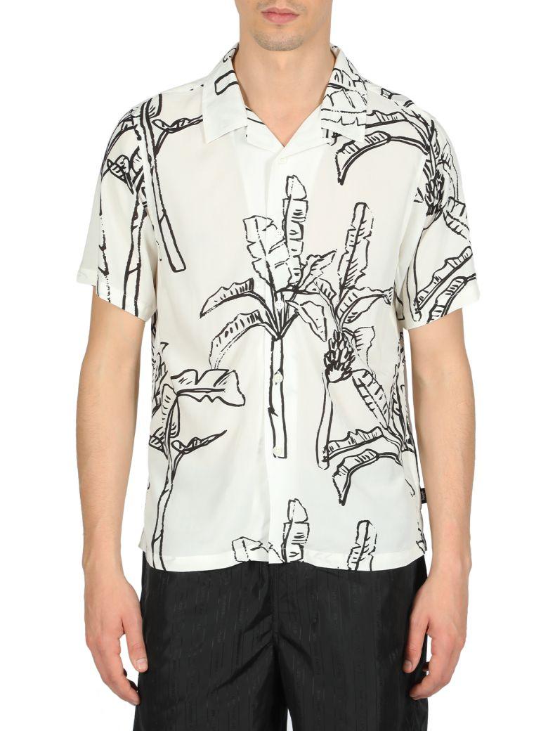 Stussy Banana Tree Shirt - Panna