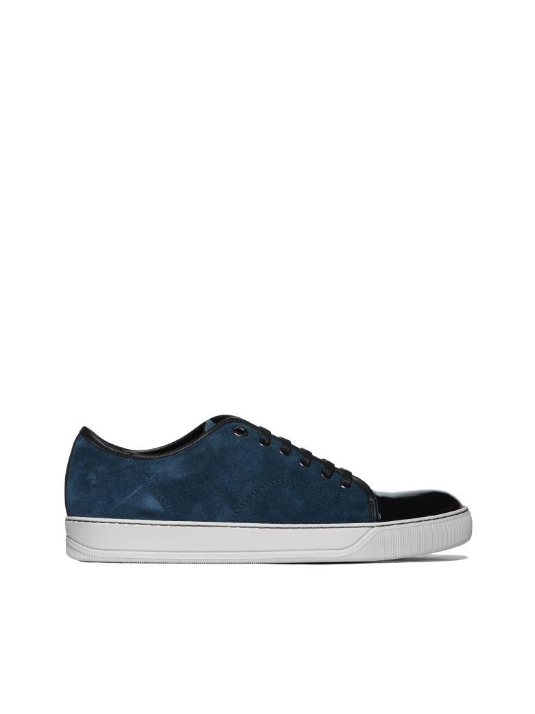 Lanvin Toe Cap Sneakers - Blu