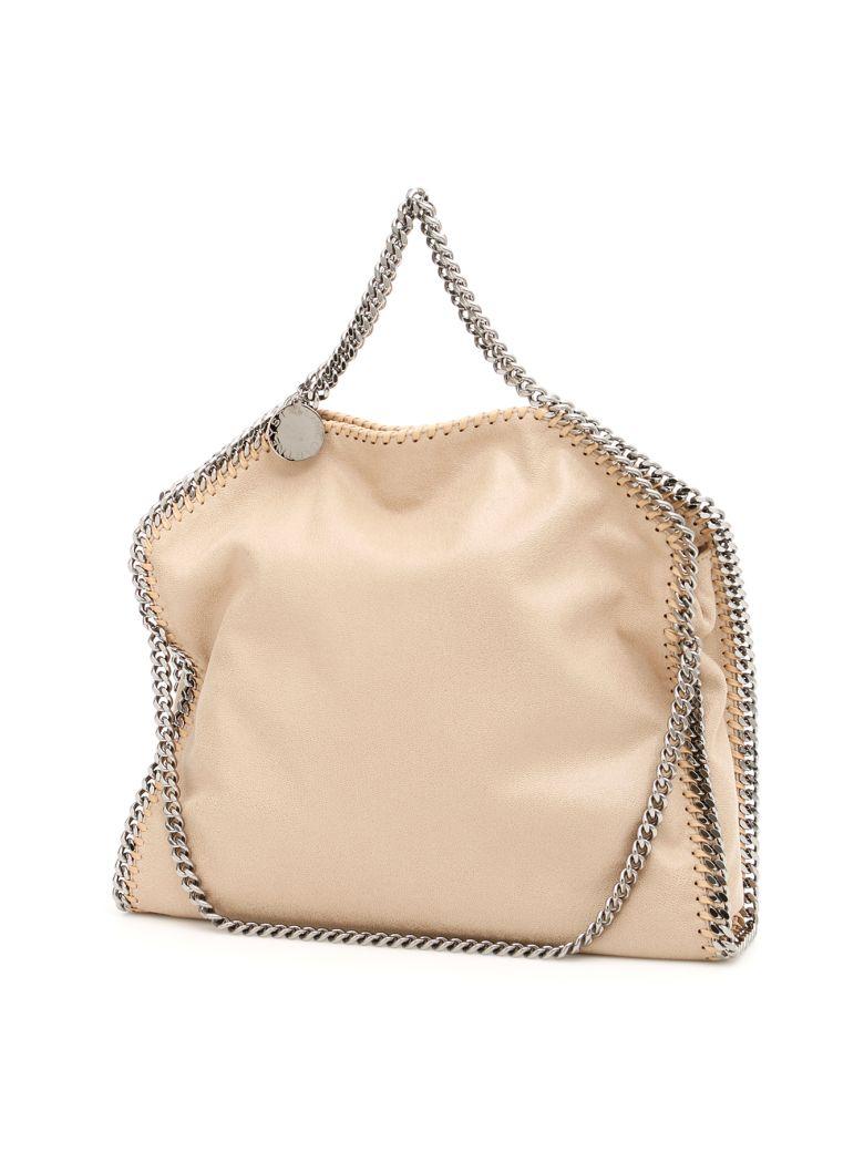 Stella McCartney 3 Chain Falabella Tote Bag - CLOTTED CREAM (Beige)