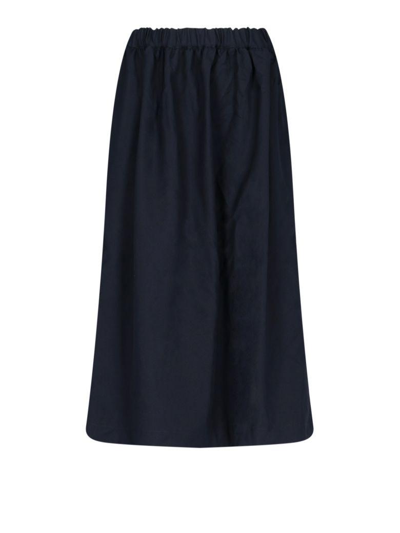 Comme des Garçons Comme des Garçons Flared Skirt - Blue