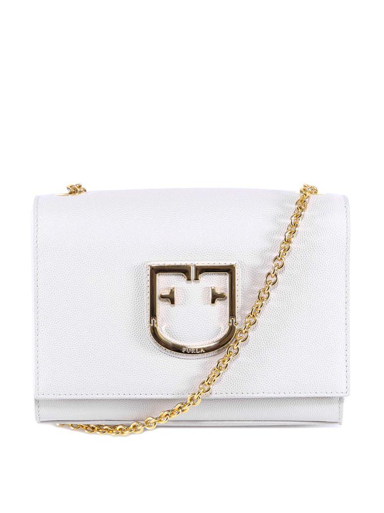 Furla Shoulder Bag - White