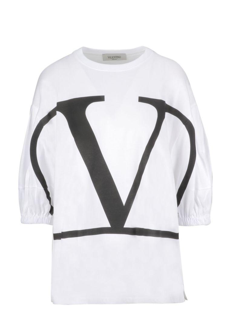 Valentino Logo Print T-shirt - Basic