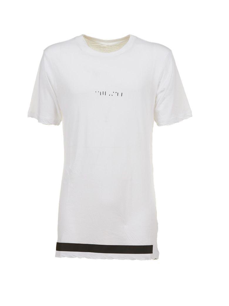 Ben Taverniti Unravel Project Unravel Printed T-shirt - Bianco