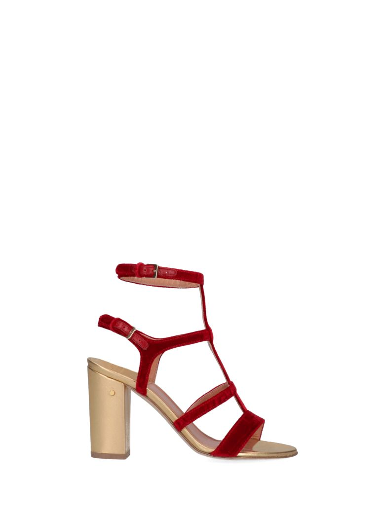 Laurence Dacade Leonie Sandals - Red