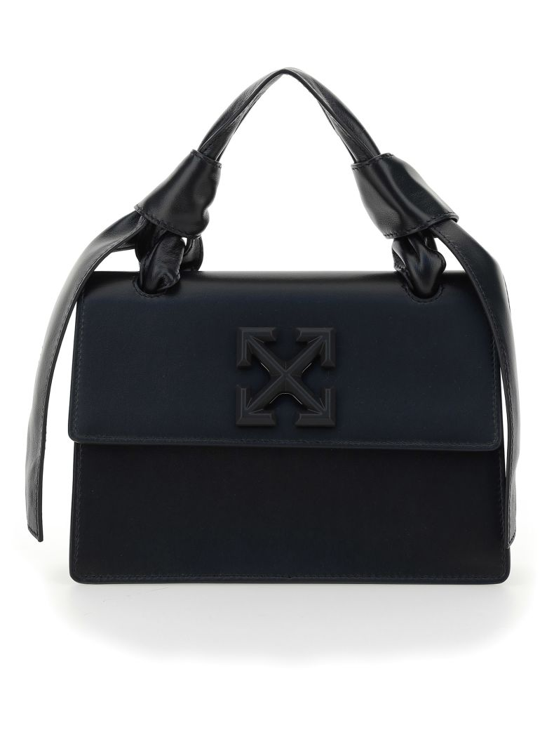 Off-White New Jitney Shoulder Bag - Black no c