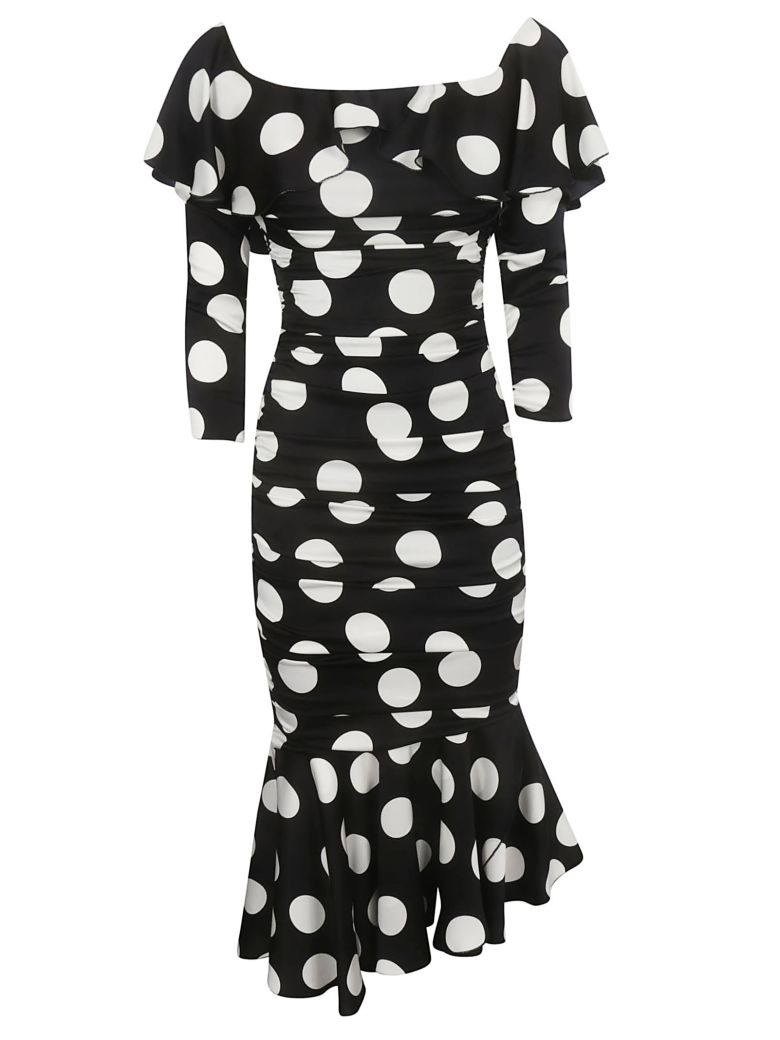 Dolce & Gabbana Polka Dot Dress - Basic