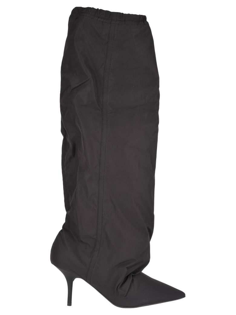 Yeezy Kanye West Track Pant Boot - Black