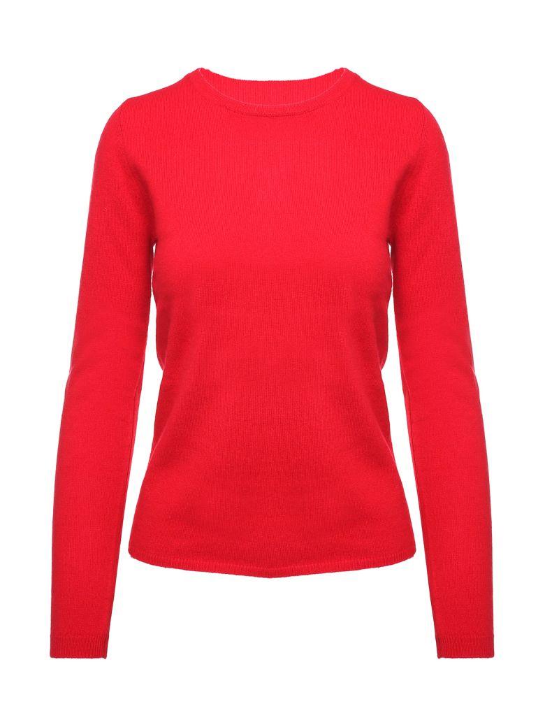 Jardin des Orangers Cashmere Sweater - Rosso
