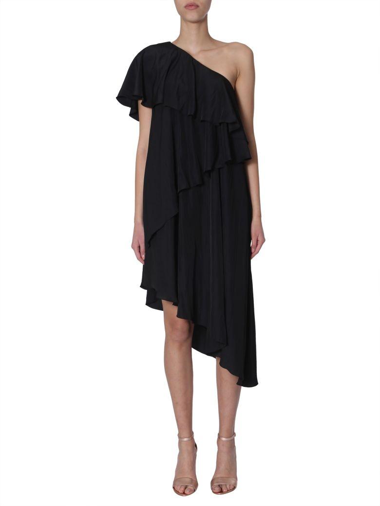 Lanvin Asymmetrical Dress - NERO